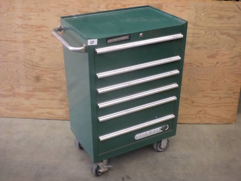 Mechanics 8 Drawer Tool Box Chest Roller Cabinet: LE Tools & Equipment #4 In Loretto, Minnesota By Loretto