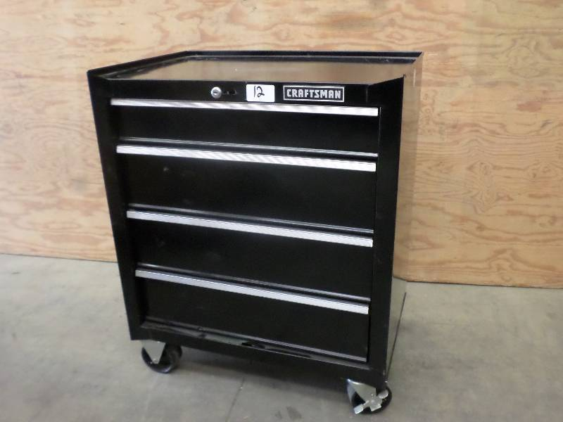 us general 4drawer rolling service cart unlockedno keys u0027