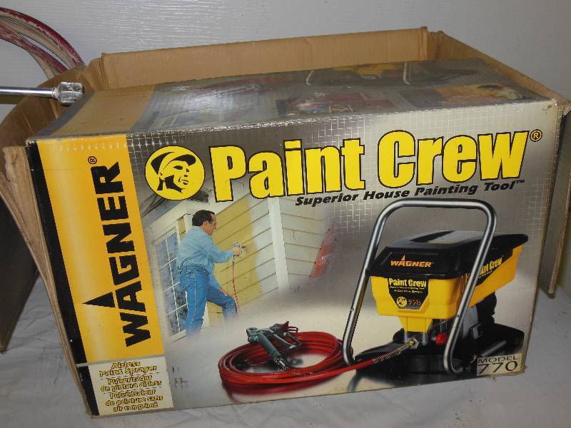 wagner power painter plus manual