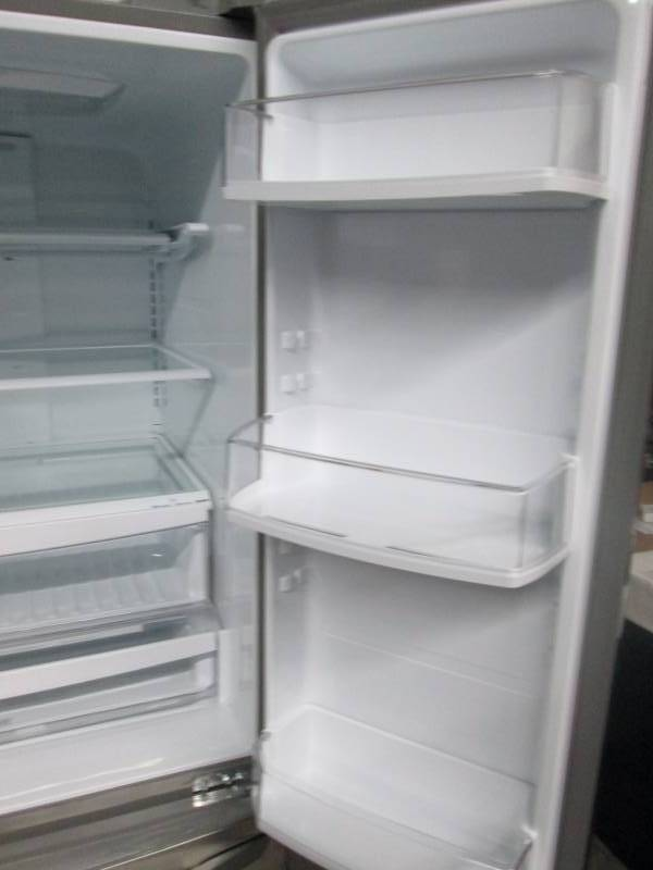 Lg ultra large capacity 3 door french door refrigerator for High end french doors