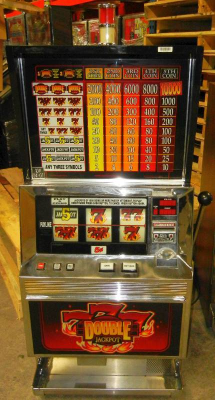 Blazing 7s Slot Machines For Sale
