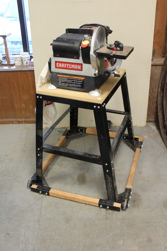 Woodworking Shop And Moving Sale In Lowry Minnesota By