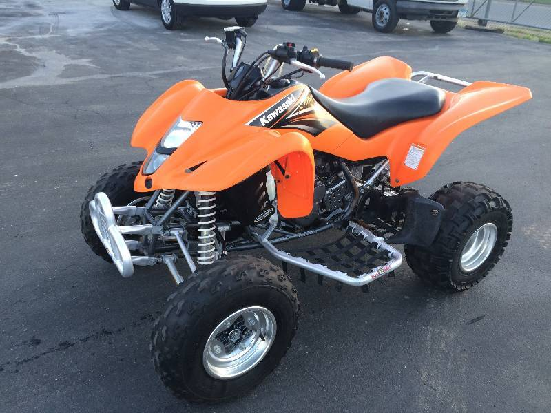 Atv utv motorcycle auction in savage minnesota by nab for Yamaha grizzly 1000cc