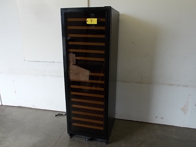 Wine Enthusiast Nu0027Finity Dual Zone Wine Cellar Model 273037003 170 Bottle Tested u0026 Works MSRP $ 2195 .u0027 & Scratch u0026 Dent Wine Coolers in Elko Minnesota by JMS Auctions