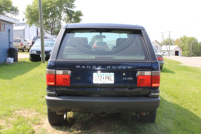 2002 land rover range rover hse 117 887 miles 87 pelican rapids labor. Black Bedroom Furniture Sets. Home Design Ideas