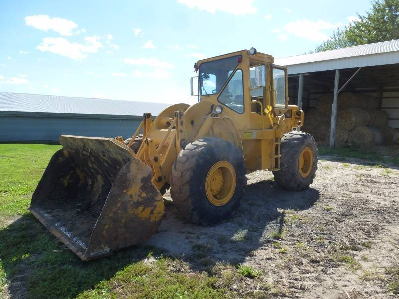 Caterpillar 950 Wheel Loader | NCS Caterpillar 950 Loader