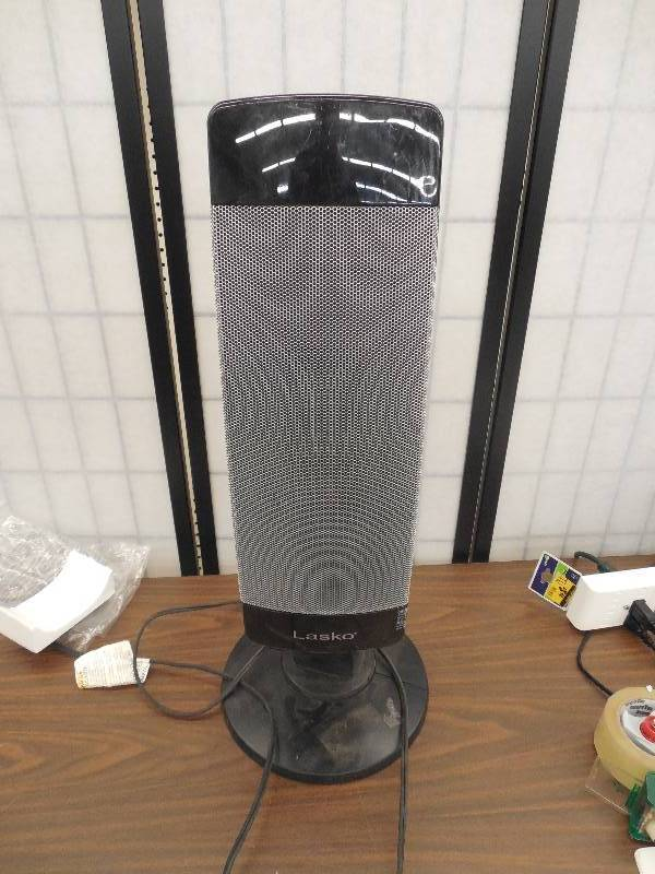 Pedestal Electric Heaters : Ceramic pedestal electric heater household merchandise