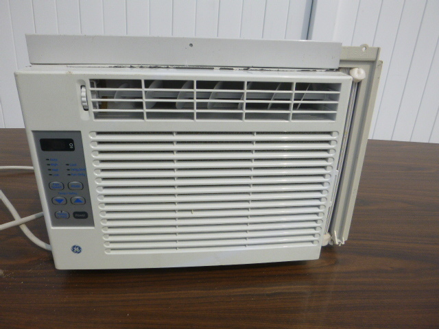 Ge window air conditioner northstar kimball september for 17 wide window air conditioner