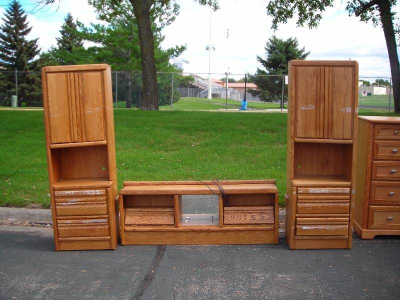Exceptionnel Blackhawk Furniture Co. Headboard U0026 Pier Cabinets | Home, Appliance,  Exercise U0026 Outdoor Consignments | K BID