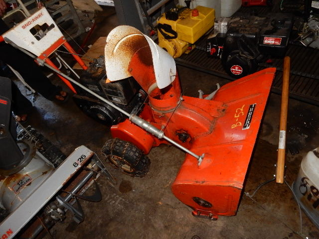 Tools Motors Yard Garden Snow Blowers Snap On Tool