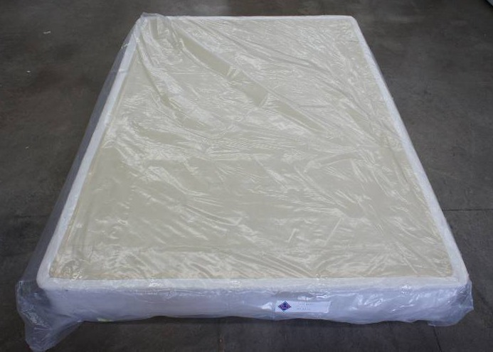 Serta queen high box spring mattresses 398 k bid for High mattress box spring