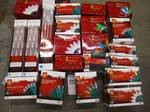 Lot of 21 Assorted LED Christmas Ho...