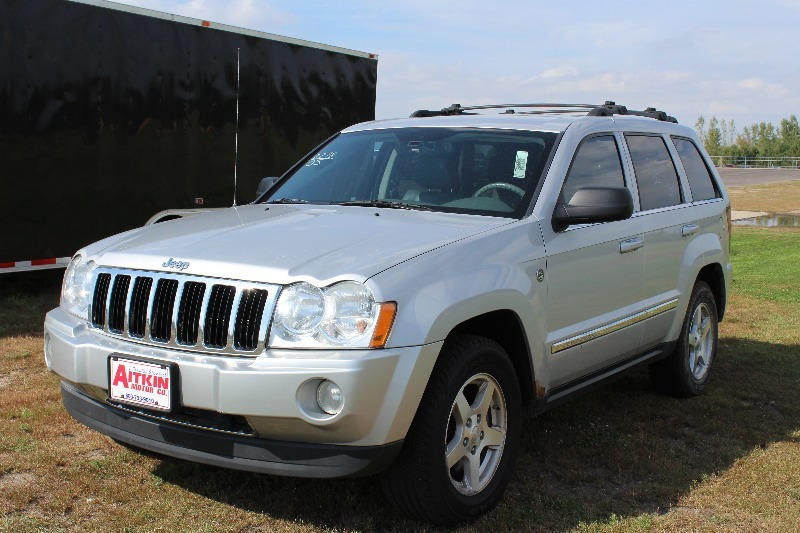 2005 jeep grand cherokee limited trail rated. Black Bedroom Furniture Sets. Home Design Ideas