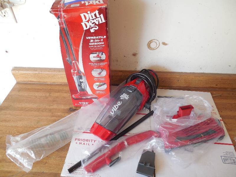 Dirt Devil Vibe 3 In 1 Corded Bagless Stick Vacuum General