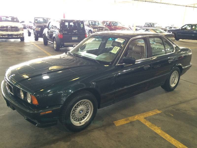 1994 bmw 540i car truck suv auction 29 k bid. Black Bedroom Furniture Sets. Home Design Ideas