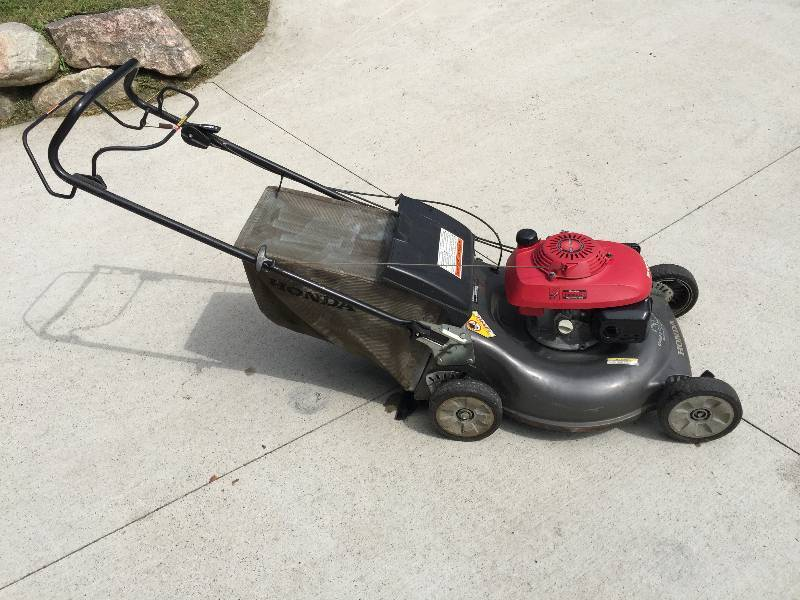 how to clean carbi honda mower