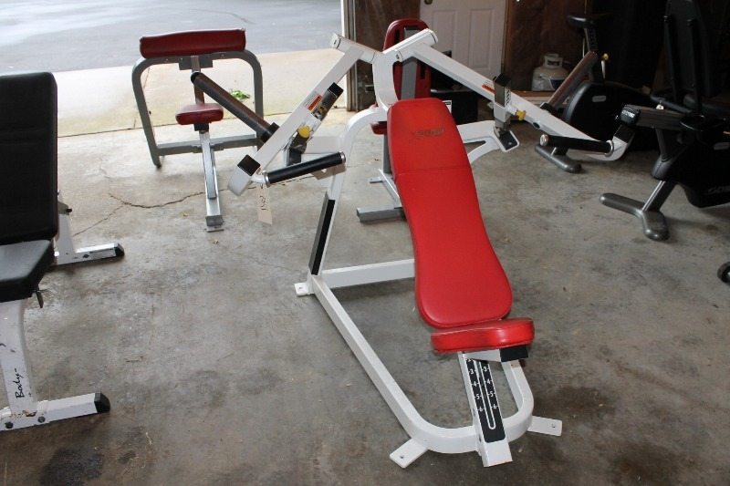 Gym Equipment Commercial Grade In Roberts Wisconsin By