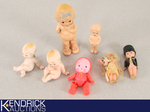 Lot of 7 Vintage Kewpies
