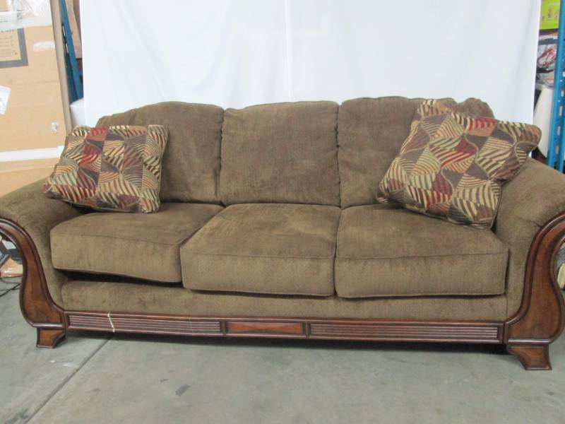 Ashley Montgomery Sofa Ashley Furniture Montgomery Mocha