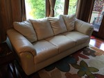 Leather Couch - still in very good shape