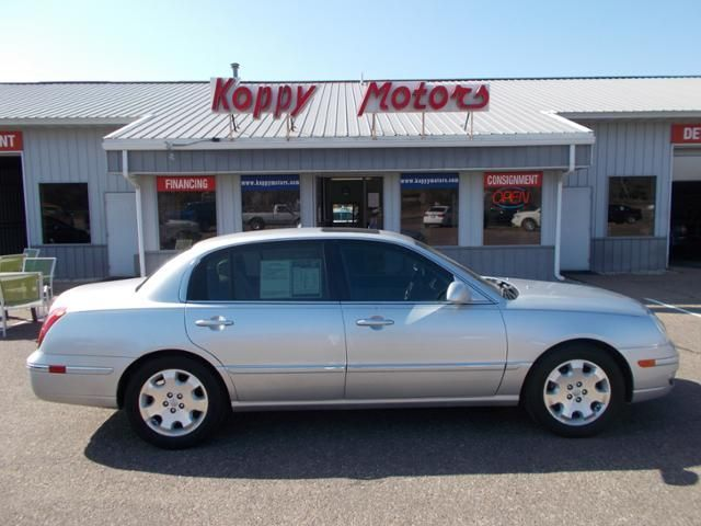 2008 kia amanti koppy motors online auction 004 k bid