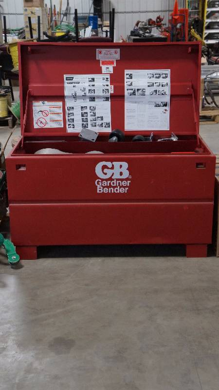 Gardner Bender B400 Series Hydraulic Bender And Model