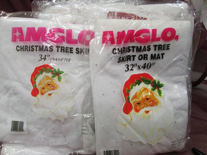 All New - Christmas & Holiday Wholesale Decorating Or Resale Lots ...