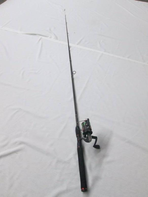 October fishing poles and equipment 6 in sioux falls for Matzuo fishing rod